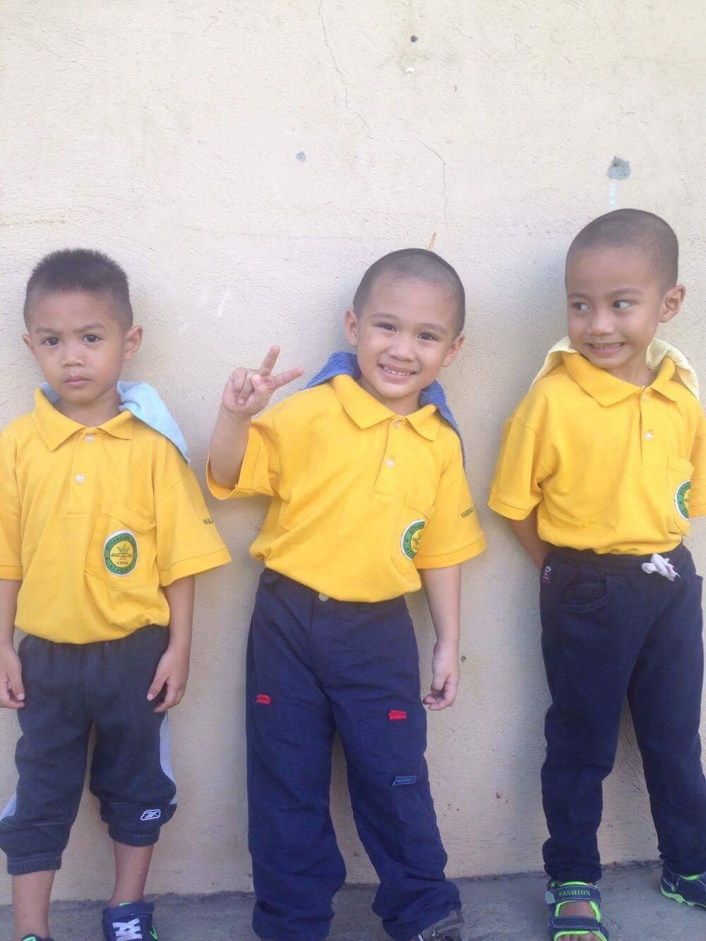 School is starting. Good luck dear students!