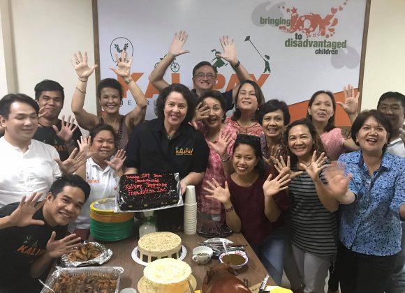 Celebrating Kalipay's 10th Anniversary!