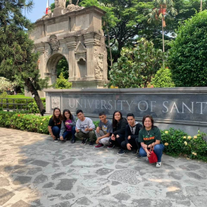 Kalipay Kids Visit UST Angelicum College in Manila