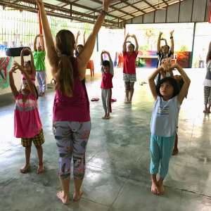 Yoga Classes in Recovered Treasures