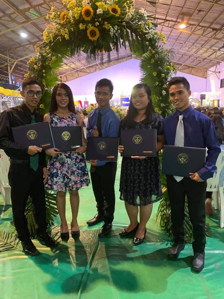 Kalipay Kids Graduation Rites