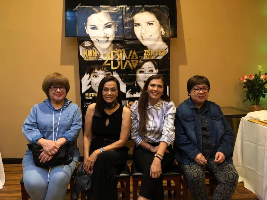 Diva2Diva 2 Fundraising for Kalipay in New York