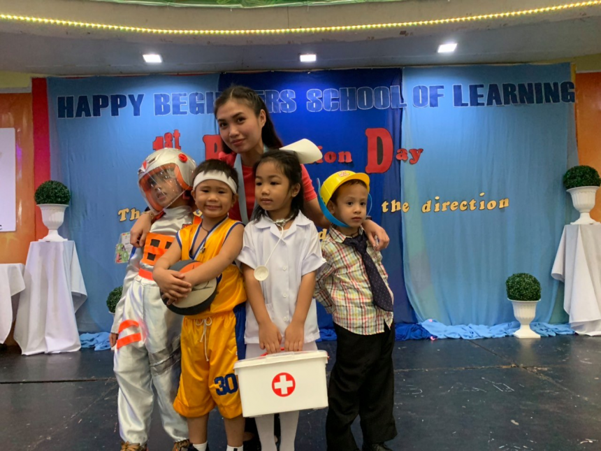 Kalipay partners with Happy Beginners School of Learning
