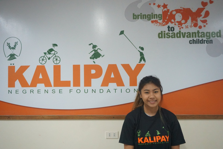 Welcome to Kalipay, Danielle Diola!