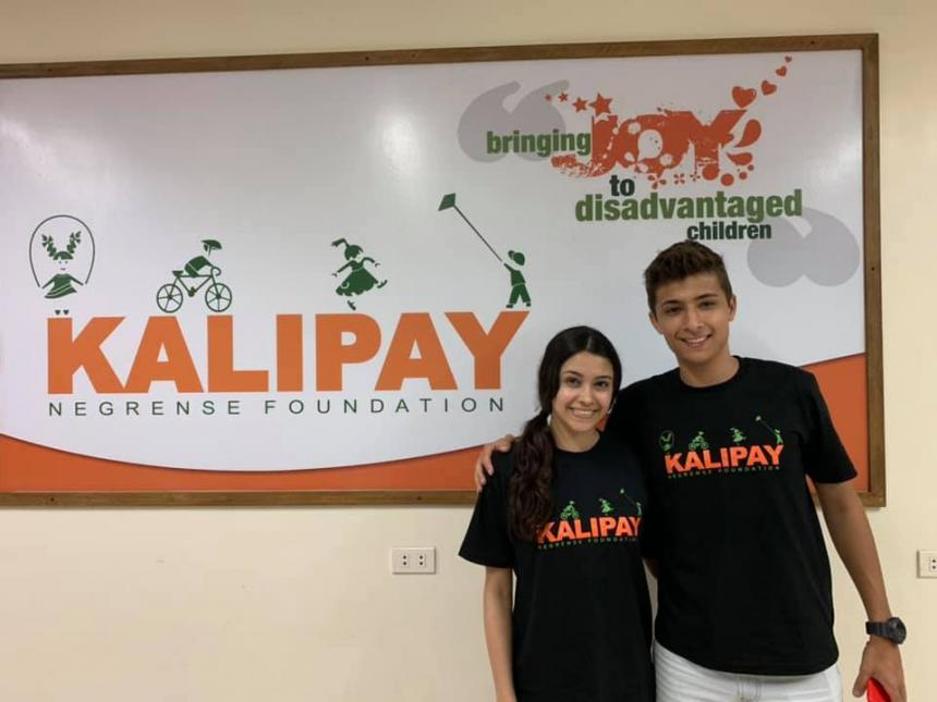 Welcome Back, Alex Garcia Reiss and Maria de Lacruz!