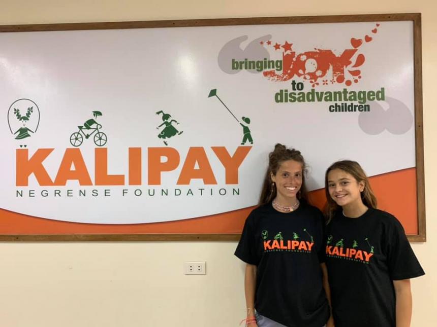Welcome to Kalipay, Alexia & Blanca!