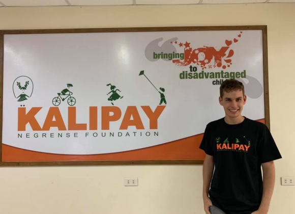 Kalipay Welcomes Max!