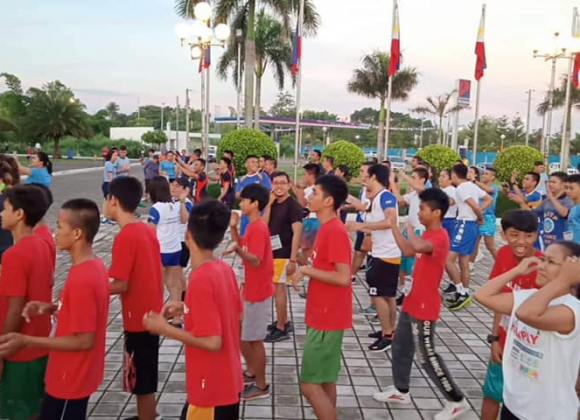 Kalipay Joins Philippine Air Force Fun Run