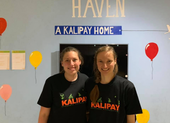 Kalipay Welcomes Annika and Leonie!
