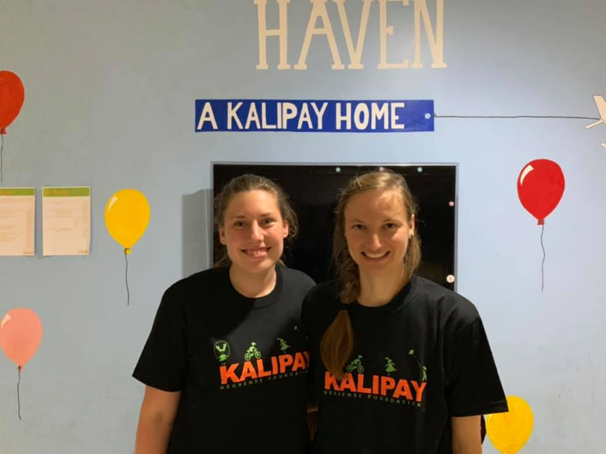 Kalipay Welcomes Annika and Leonie!