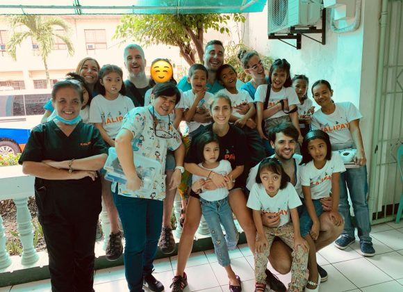 Volunteer Dentists Treat Kalipay Kids