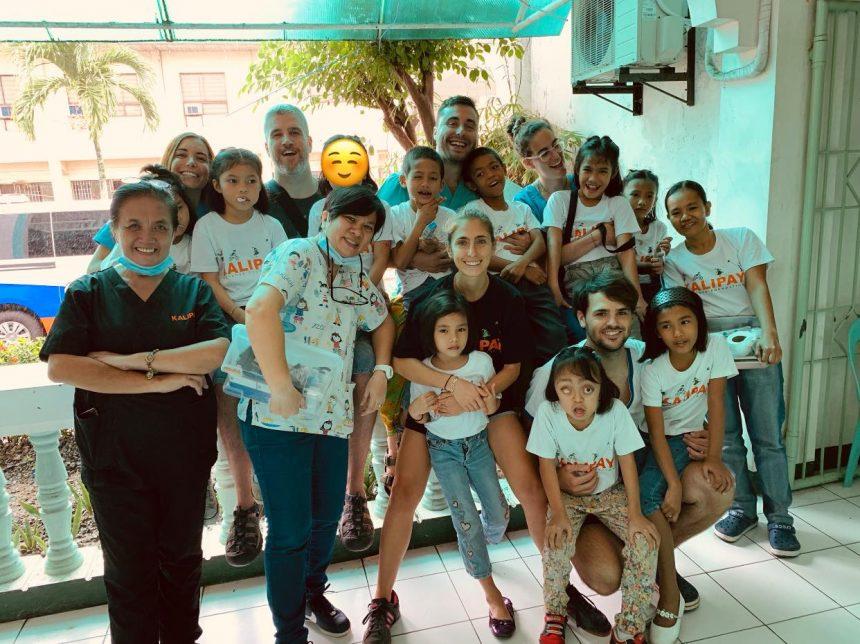 Volunteer Dentists Treat Kalipay Kids