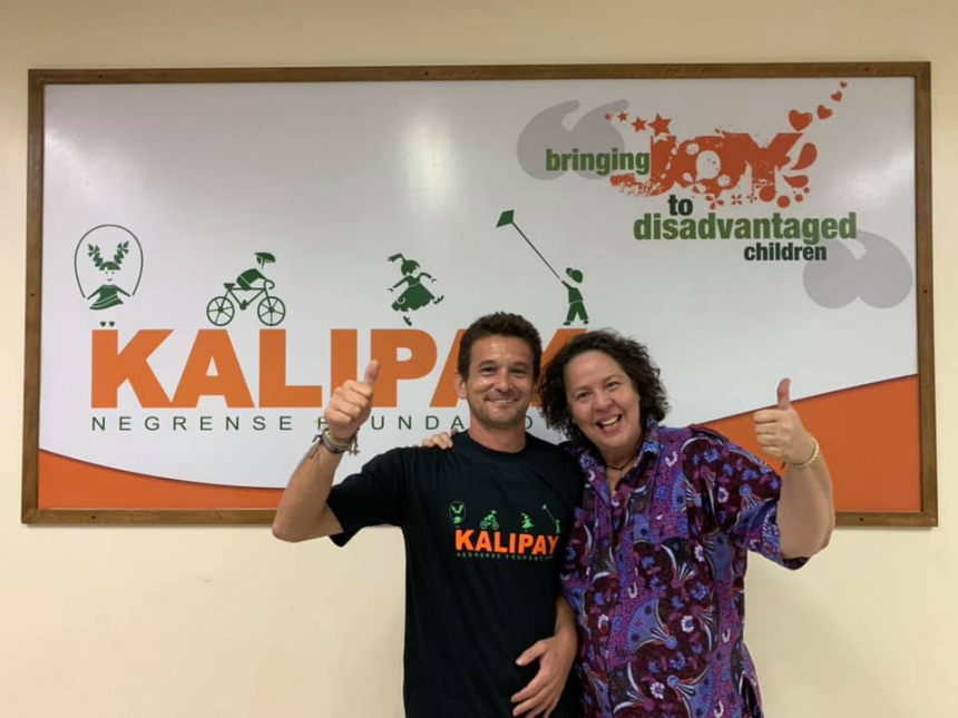 Welcome to Kalipay, Tito Juanma!