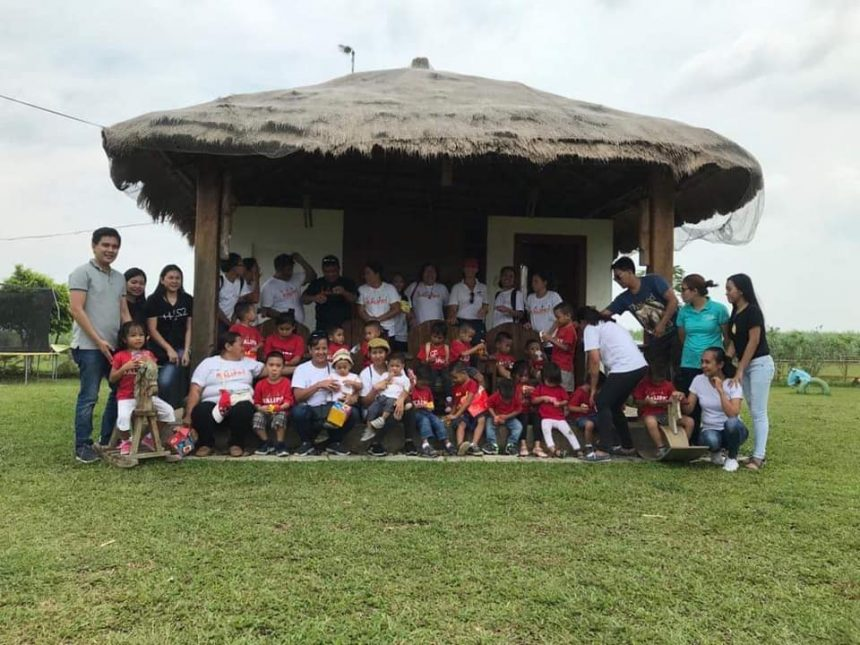 Haven Home Kids Visit Happy Horse Farm