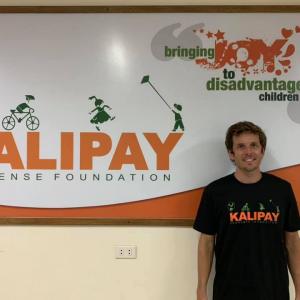 Kalipay Welcomes Sebastian