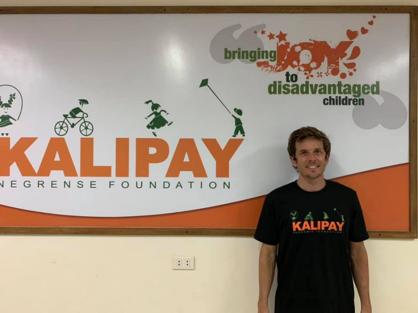 Kalipay Welcomes Sebastian