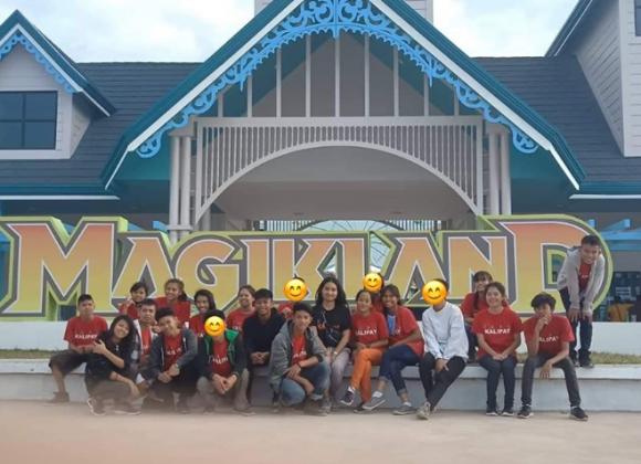 Kalipay Kids Visit Magikland