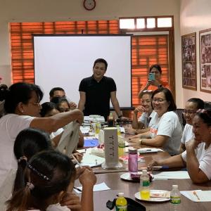 Kalipay Staff Undergo Case Management Training