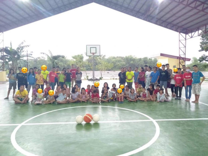 Kalipay Introduces Newly Finished Sports Center