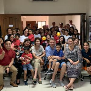 Kalipay Celebrates Kalipay Kid's Adoption