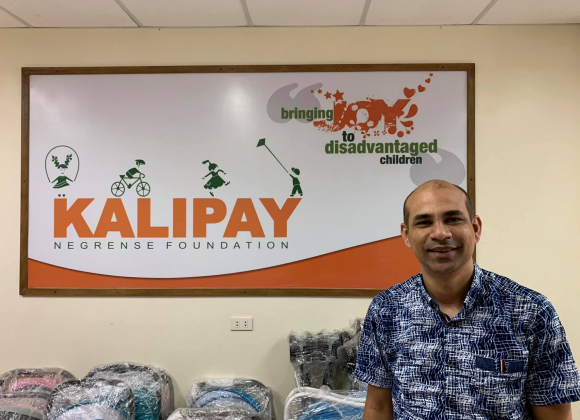 Kalipay Welcomes Tito Chandan