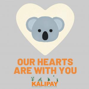 Kalipay Prays for Australia