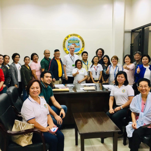 Kalipay Participates in PCPC Meeting
