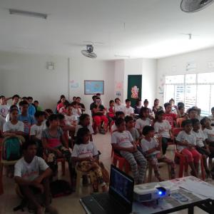 Kalipay Conducts Novel Coronavirus Health Teaching