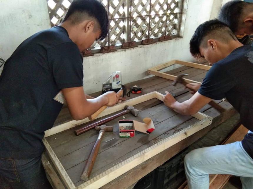 Kalipay Kids Attend Training Workshops