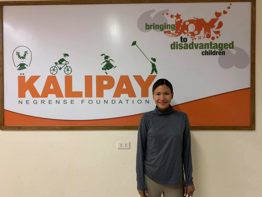 Welcome to Kalipay, Tita Dominique!