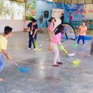 Kalipay Kids Play Indoor Hockey