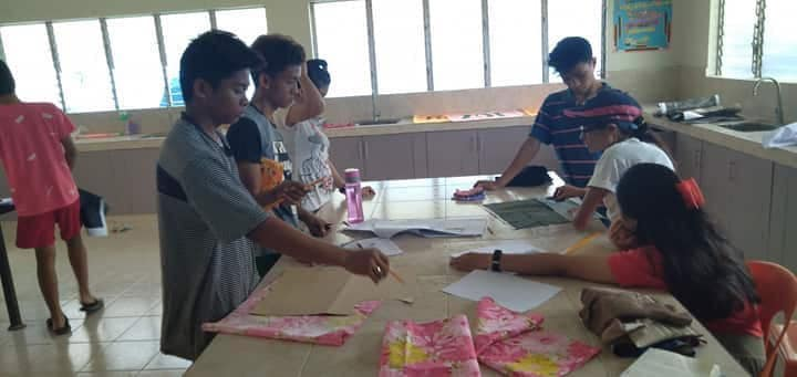 Kalipay Kids Sew Face Masks