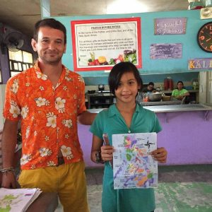 Drawing Activity with Tito Juanma