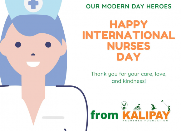 Happy International Nurses Day!