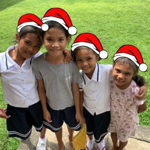 Christmas Feed Our Children Drive