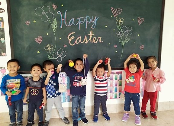 Easter Fun at Kalipay!