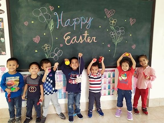 Easter Fun at Kalipay!