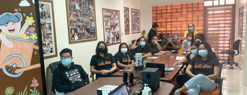 Kalipay Staff Training