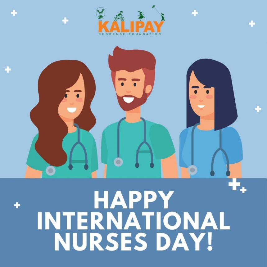 International Nurses Day!