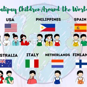Kalipay Children Around the World