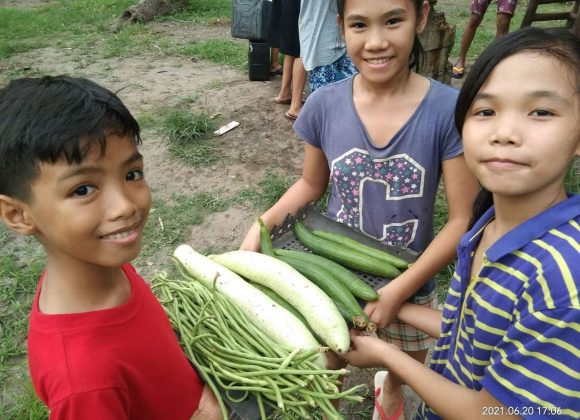 Farm to Table at Kalipay