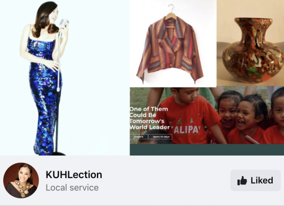 Kuh Ledesma launches KUHlection for Kalipay
