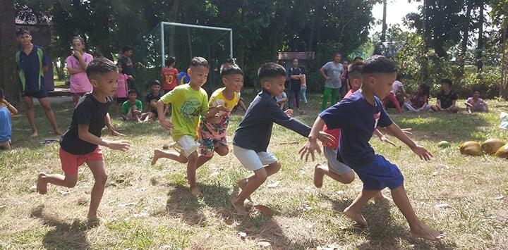 Kalipay Kids Enjoy Larong Pinoy