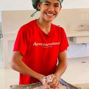 Kalipay Special Teens Cook Lunch