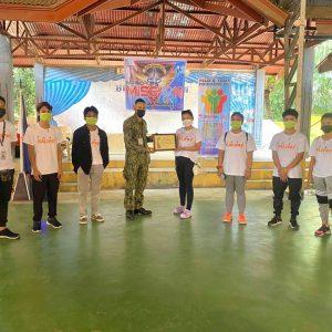 Kalipay Joins Outreach Program in Binalbagan