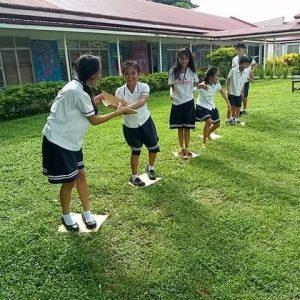 Active Play at Kalipay
